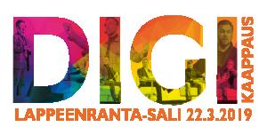 Digikaappaus -tapahtuma Logo